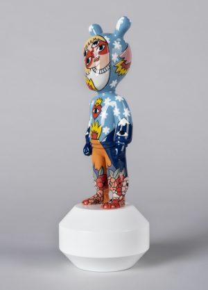 Lladró figuur The Guest door Ricardo Cavolo - klein