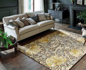 Morris & Co tapijt Pimpernel Bullrush