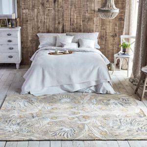 Morris & Co tapijt Pimpernel Linen