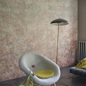 Designers Guild paneel behang Shino Copper