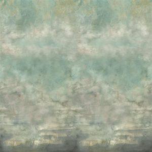 Designers Guild paneel behang Suisai Celadon