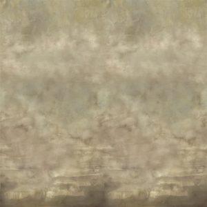 Designers Guild paneel behang Suisai Sepia