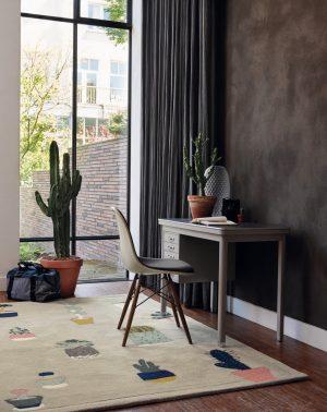Ted Baker tapijt Cactus Grey