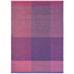 Ted Baker tapijt Check Burgundy