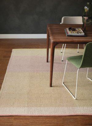 Ted Baker tapijt Check Neutral