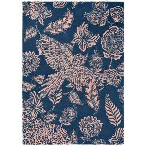 Ted Baker tapijt Loran Navy