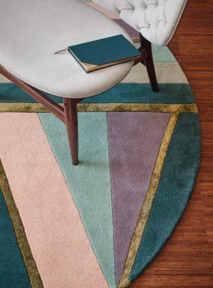Ted Baker tapijt Sahara Pink
