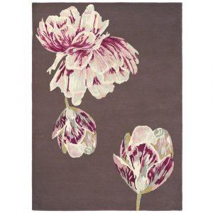 Ted Baker tapijt Tranquility Aubergine