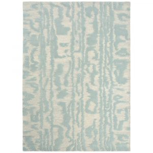 Florence Broadhurst tapijt Waterwave Stripe Pearl