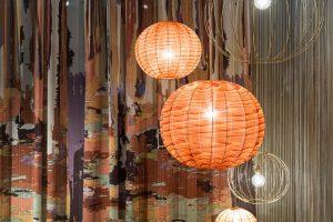 Missoni Home hanglamp Bubble Nude