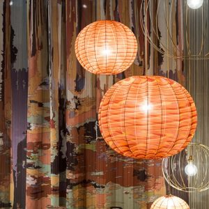 Missoni Home hanglamp Bubble Nude