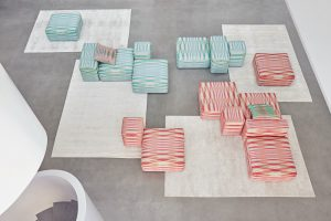 Missoni Home modulaire bank Tektonik