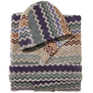 Missoni Home badjas Rufus 165
