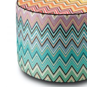 Missoni Home poef Yanai 100