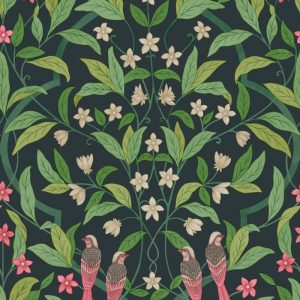 Cole and Son behang Jasmine and Serin Symphony 10028