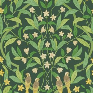 Cole and Son behang Jasmine and Serin Symphony 10029