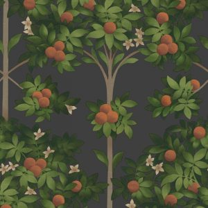 Cole and Son behang Orange Blossom 1003