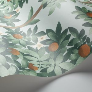 Cole and Son behang Orange Blossom 1004