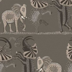 Cole and Son behang Safari Dance 8039