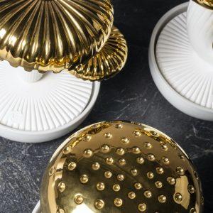 Lladró aroma diffuser Boletus Gold 1
