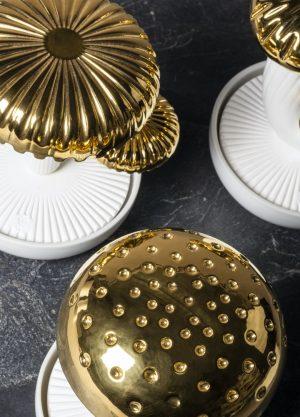Lladró aroma diffuser Boletus Gold 2