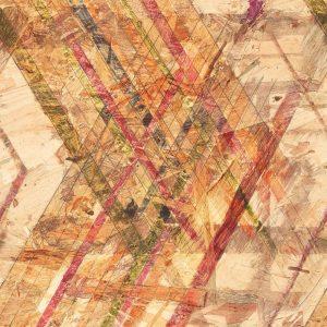 Casamance panoramisch behang Caprices d-Artistes