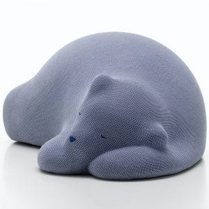 Vitra Resting Bear blauw
