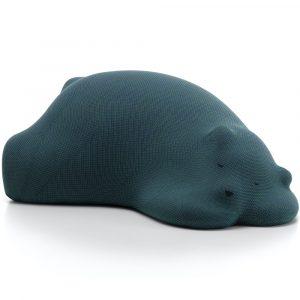 Vitra Resting Bear turquoise