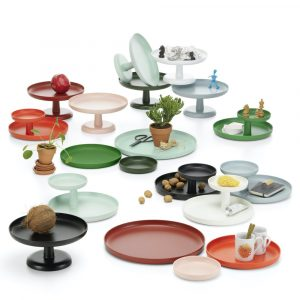 Vitra High Tray zwart